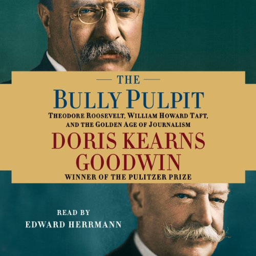 Couverture de The Bully Pulpit