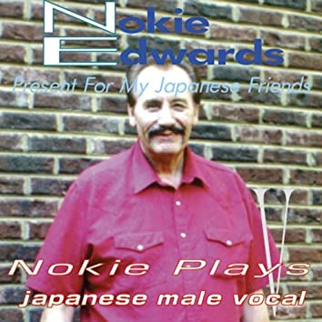 Nokie Edwards Plays Japanese Male Vocal