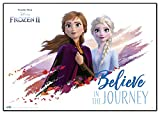 Grupo Erik TSEH372 - Vade Escolar Frozen 2, Disney (49.5x34.5 cm)