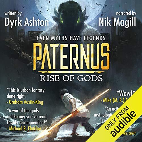 Paternus: Rise of Gods Titelbild