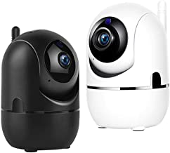 1080P Auto Tracking Surveillance Motion Detection Cameras WiFi Baby Monitor Home Security IR Night Vision Wireless CCTV IP...