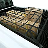 LT Sport 7.5ft Bed Pickup Truck Cargo Net Universal Off Road Roof Top Mesh Cover