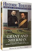 Historic Traveler: Sherman & Grant [DVD]