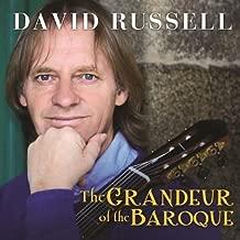 Grandeur of the Baroque by Russell, David [2012] Audio CD