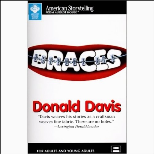 Braces audiobook cover art