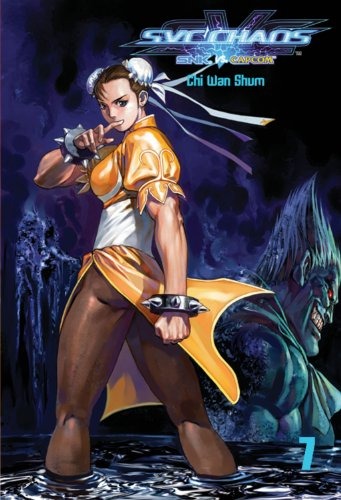 SNK Vs. Capcom: SVC Chaos Volume 7