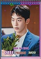 ナム・ジュヒョク 2021-22年度 新卓上 カレンダー ※韓国店より発送、お届け2~4週間後