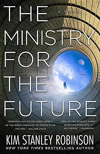 The Ministry for the Future by [Kim Stanley Robinson]