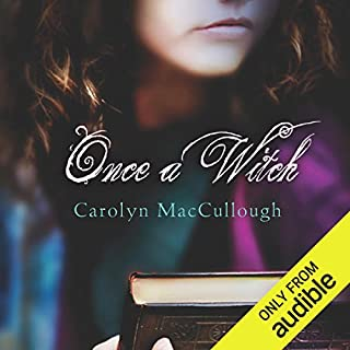Once a Witch audiobook cover art