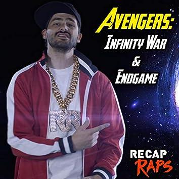 Recap Raps: Avengers Infinity War & Endgame