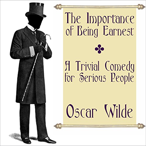 The Importance of Being Earnest Titelbild