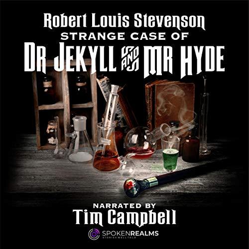 Page de couverture de Strange Case of Dr. Jekyll and Mr. Hyde