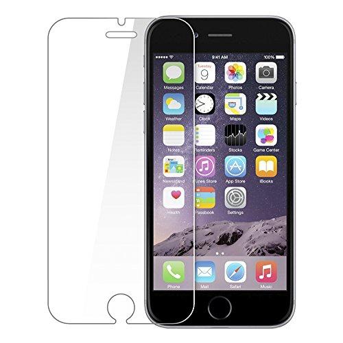 OcioDual Protector de Pantalla en Cristal Templado Premium para iPhone 6 4.7...