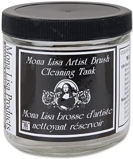 Mona Lisa Artist Brush Cleaning Tank - 16 oz. 1 pcs sku# 639328MA