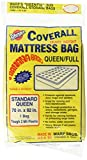Warp Brothers CB-70 Banana Bags Mattress Bag for Queen or Full,...