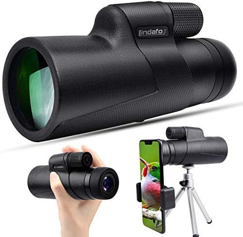 10x50 Monocular Telescope High Power Monocular Waterproof HD Scope for Bird Watching Wildlife product image