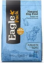 Eagle Pack Natural Dry Reduced Fat Dog Food, Pork & Chicken, 30-Pound Bag