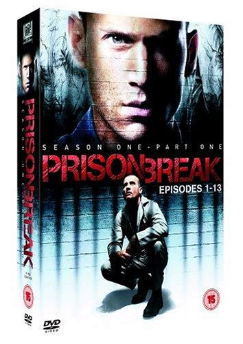 Prison Break S1 Part 1 [UK Import]