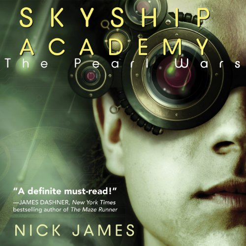 The Pearl Wars: Skyship Academy, Book 1 audiobook cover art