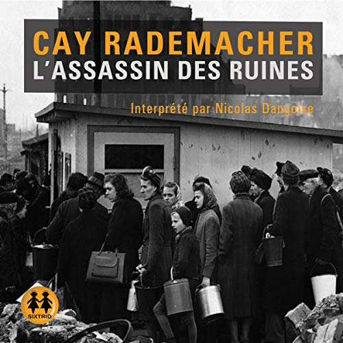 Couverture de L'assassin des ruines