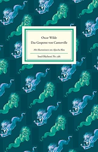 Das Gespenst von Canterville: Erzählung (Insel-Bücherei)