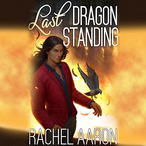 Last Dragon Standing audiobook cover art
