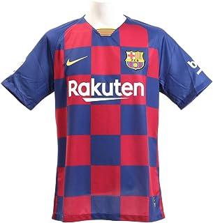 0118c42352 Nike FCB M Nk BRT Stad JSY SS Hm Football T-Shirt, Hombre