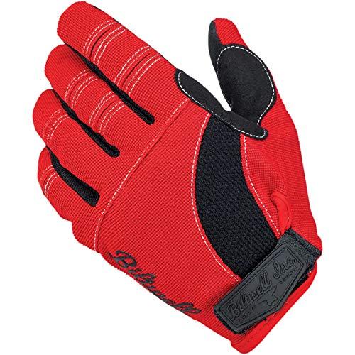 guantes rojos fabricante Biltwell