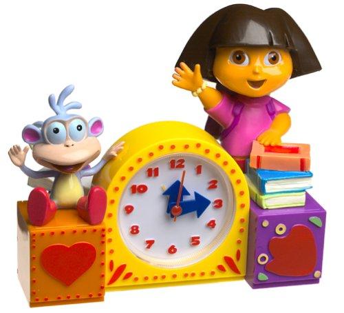 Dora The Explorer Play-Time Singing Alarm Clock