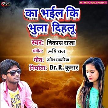 Ka Bhail Ki Bhula Dihalu