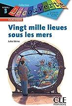Vingt mille lieues sous les mers - Niveau 3 - Lecture Découverte - Ebook