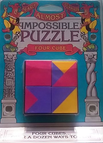 Impossible Puzzle    Four Cube by
