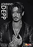 Johnny Depp Calendar - Calendars - 2021 - 2022 Calendars - Poster Calendar - Sexy Men Calendar - 12 Month Calendar by 365 Publishing