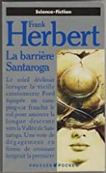 Couverture de La barriere santaroga