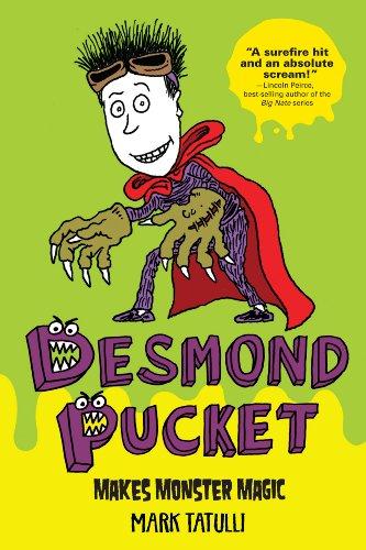 Desmond Pucket Makes Monster Magic