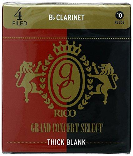 Cañas para clarinete en Si bemol Rico, serie Grand Concert