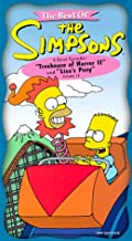The Best of The Simpsons, Vol. 12 - Treehouse of Horror 2/ Lisa's Pony VHS