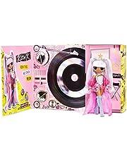 LOL Surprise OMG Remix – med 25 överraskningar – samlarobjekt modedocka, kläder och accessoarer – Kitty K