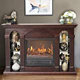 10 Best TV Stands with Fireplaces