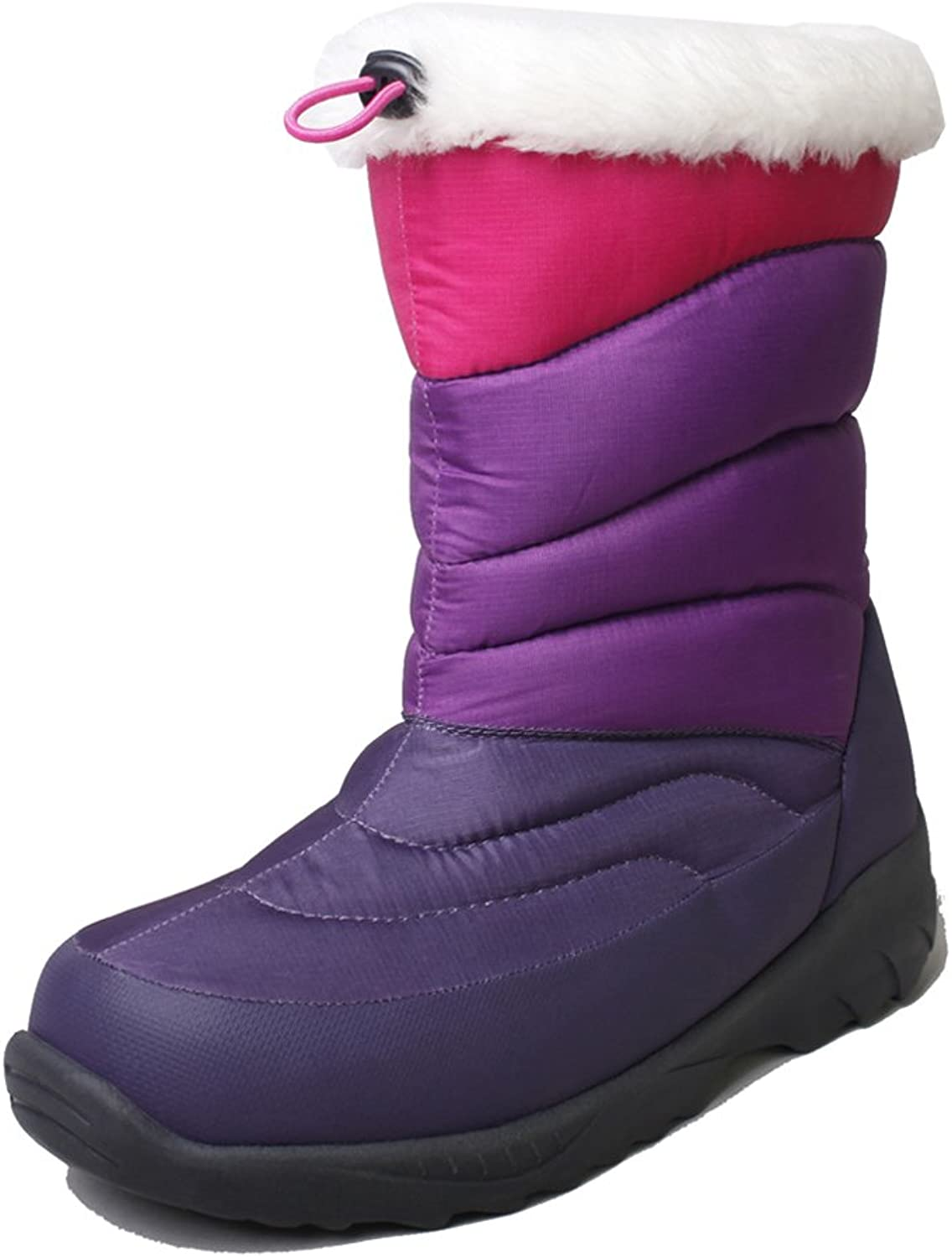 Tntn Outdoor Women's Ladies Casual Duck's Down Warm 3M Thinsulate Winter Snowboots Waterproof shoes Fashion