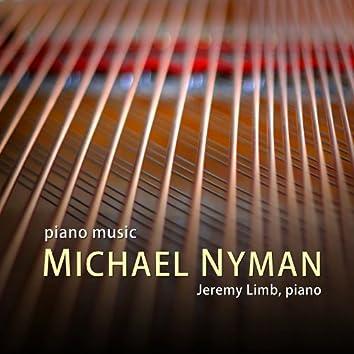 Michael Nyman - Piano Music
