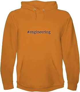 #Engineering - Men's Hoodie Sweatshirt