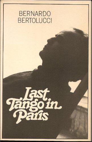 Last Tango In Paris: Film Script