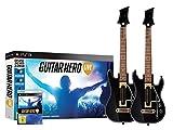 Guitar Hero - Live inklusive 2 x Gitarre für Playstation