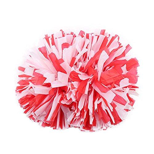 Black Temptation Cheerleading Hand Flowers Gymnastique Flower Ball Children's School Dance Square Dance Props #19