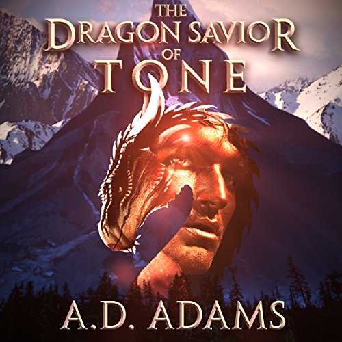 The Dragon Savior of Tone audiobook cover art