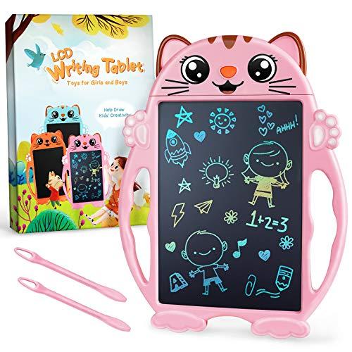 Juguetes para Niños Tableta de Escritura LCD - Regalos para Niños Tableta de Dibujo, Borrable 8.5