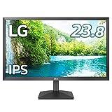 【Amazon.co.jp 限定】LG モニター ディスプレイ 24EA430V-B 23.8インチ/フルHD/IPS 非光沢/HDMI,DVI,D-Sub/FreeSync対応/フリッカーセーフ、ブルーライト低減機能