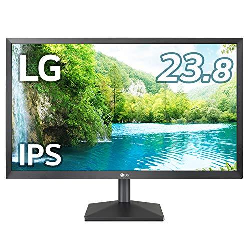 【Amazon.co.jp 限定】LG モニター ディスプレイ 24EA430V-B 23.8インチ/フルHD/IPS 非光沢/HDMI,DVI,D-Sub...