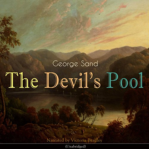 The Devil's Pool audiobook cover art